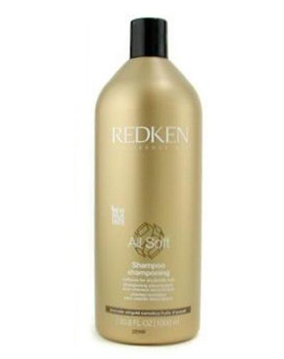 Redken Олл Софт Смягчающий шампунь 1000мл (Redken, Уход за волосами) redken олл софт смягчающий шампунь 1000мл redken all soft
