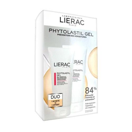 Lierac Набор Фитоластил Гель для профилактики растяжек 200 мл х 2 шт. (Lierac, Phytolastil) lierac гель для душа 3 в 1 lierac hoomme 200 мл