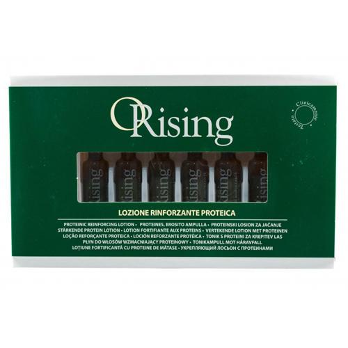 Orising Лосьон протеиновый укрепляющий 12 х 10 мл (Orising, Для сухих и поврежденных волос)