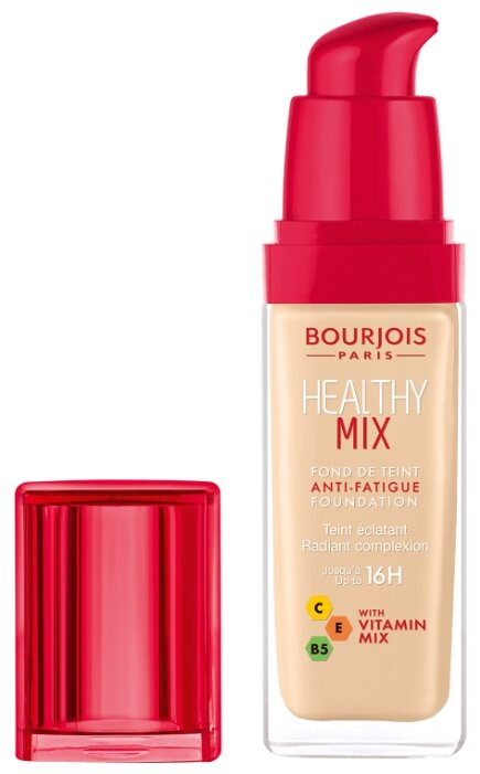 Bourjois Тональный Крем Healthy Mix Relaunch 30 мл (Bourjois, Healthy Mix) фото