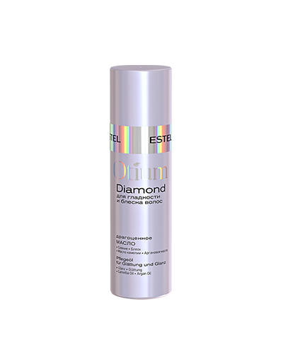 Драгоценное масло для гладкости и блеска волос Otium Diamond 100 мл (Estel, Otium Diamond) estel otium diamond shampoo