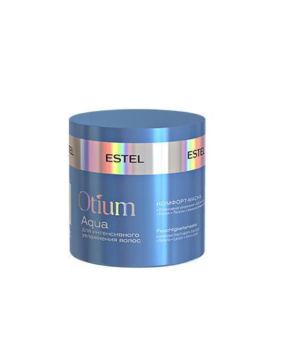 Комфортмаска для интенсивного увлажнения волос Otium Aqua, 300 мл (Estel, Otium Aqua) estel otium aqua комфорт маска для интенсивного увлажнения волос 300 мл