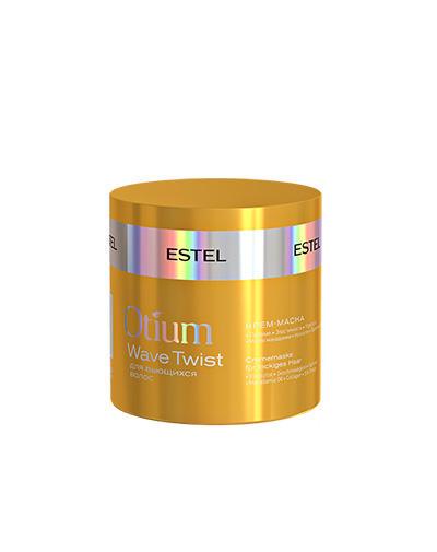 Estel Маска-крем для вьющихся волос Wave twist 300 мл (Estel, Otium Wave twist) estel otium wave twist shampoo шампунь крем для вьющихся волос 250 мл