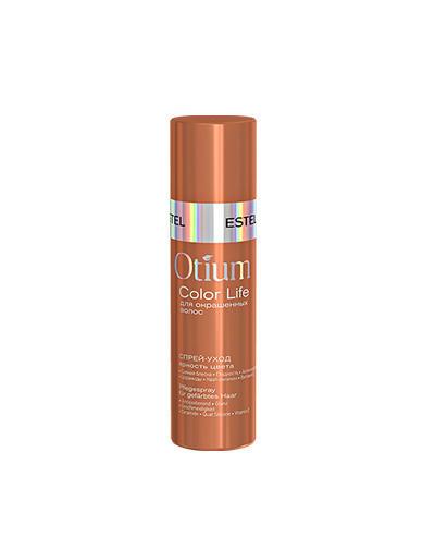 Estel Спрей-уход для волос Яркость цвета Otium Color life, 100 мл (Estel, life)