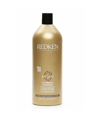Redken Олл Софт смягчающий кондиционер 1000 мл (Redken, All Soft)