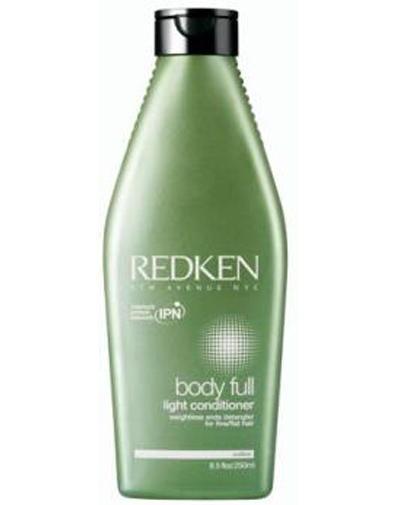 БОДИ ФУЛ Лайт кондиционер для длительного объема тонких волос 250 мл (Redken, Body Full) кондиционер для тонких волос alter ego italy кондиционер для тонких волос