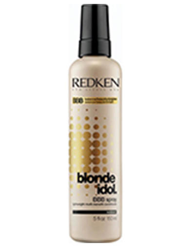 Redken Blonde Idol BBB Спрей легкий многофункциональный спрей-уход 150 мл (Blonde Idol)