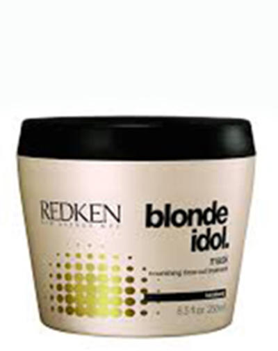 Blonde Idol маска для питания и смягчения светлых волос 250 мл (Blonde Idol)