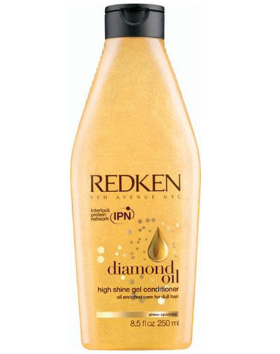Redken Даймонд Ойл Хай Шаин кондиционер-гель 250 мл (Diamond Oil)