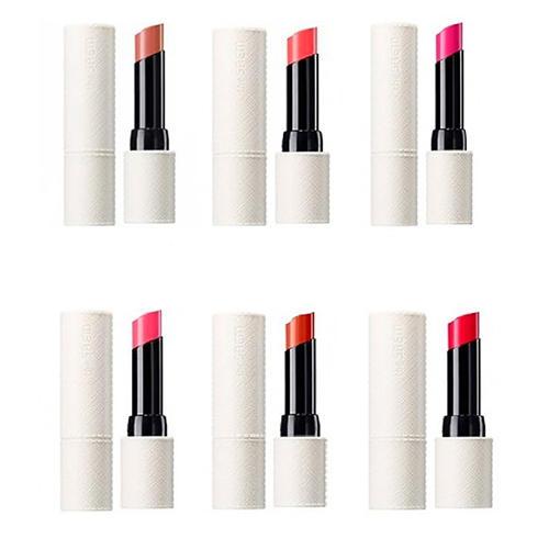 Помада для губ глянцевая Kissholic Lipstick G, 4,1 г (The Saem, Lip) the saem kissholic lipstick s dangerous помада для губ матовая тон or01 4 1 г