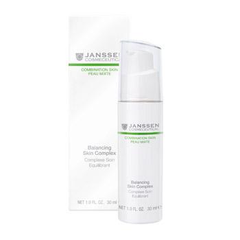 Себорегулирующий концентрат 30 мл (Janssen, Combination skin) себорегулирующий концентрат 30 мл janssen combination skin