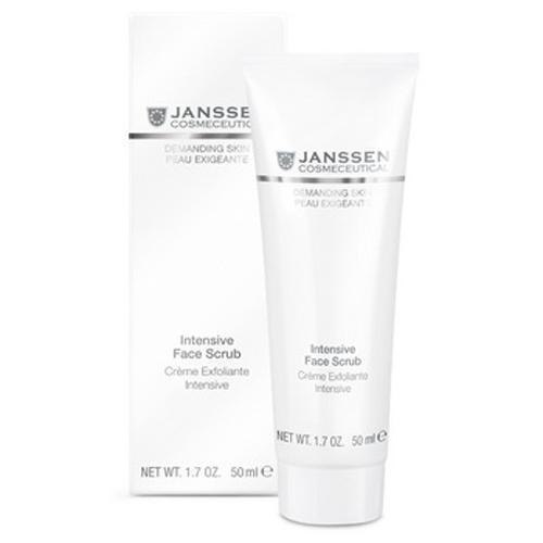 Интенсивный скраб 50 мл (Janssen, Demanding skin) недорого