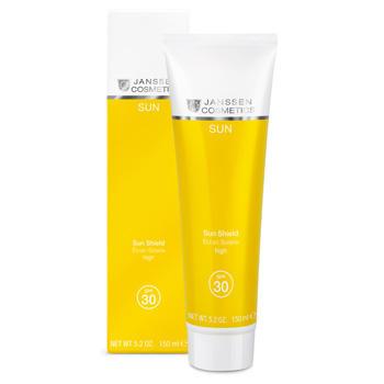 Janssen Солнцезащитная эмульсия для лица и тела SPF30, 150 мл (Sun secrets)