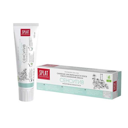 Splat Сенситив зубная паста 100 мл (Splat, Professional)