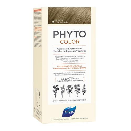 9 Фитоколор Краска для волос Очень Светлый блонд (Phyto, Краски) недорого