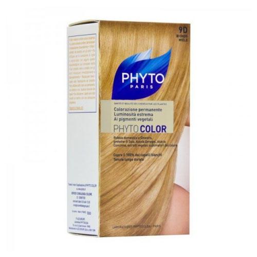 9D ФИТОКОЛОР краска для волос Оч.Свет.Золот.Блонд