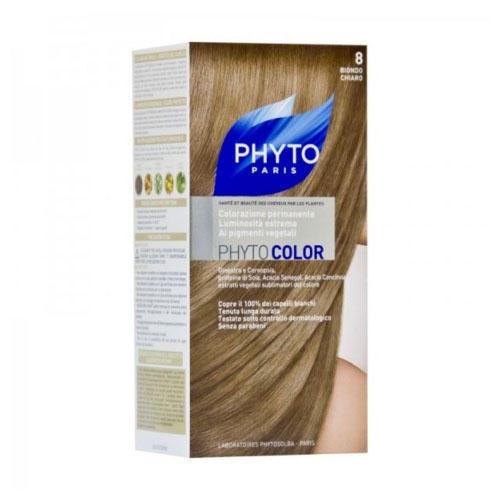8 ФИТОКОЛОР краска для волос Светлый Блонд