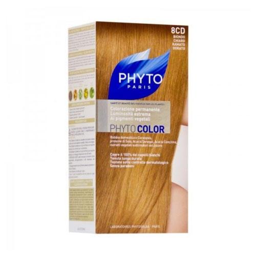 8CD ФИТОКОЛОР краска для волос Рыжеватый