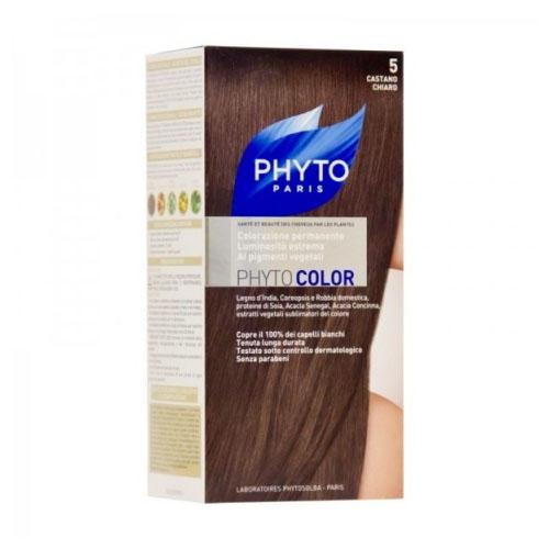 5 ФИТОКОЛОР краска для волос Светлый Шатен