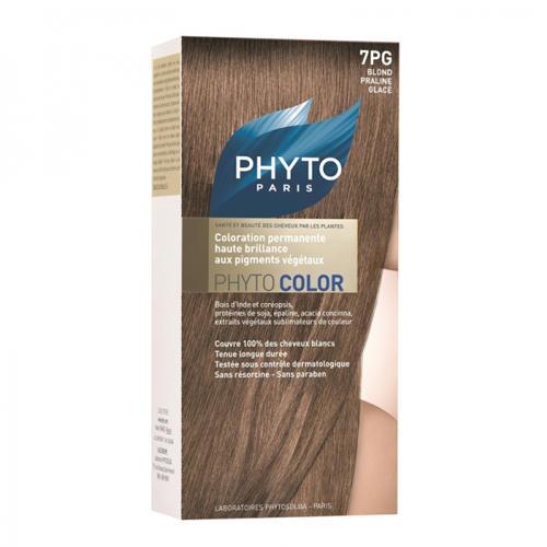 7PG ФИТОКОЛОР краска для волос Карамельный Блонд