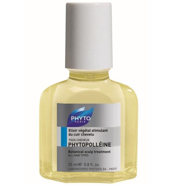 Фитополлеин  универсальный растительный эликсир для кожи головы с эфирными маслами 25 мл (Treatments) (Phytosolba)