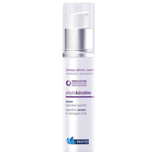 Фитокератин сыворотка восстанавливающая для кончиков волос 30 мл (Phyto, Средства глубокого ухода) фитосольба фитокератин
