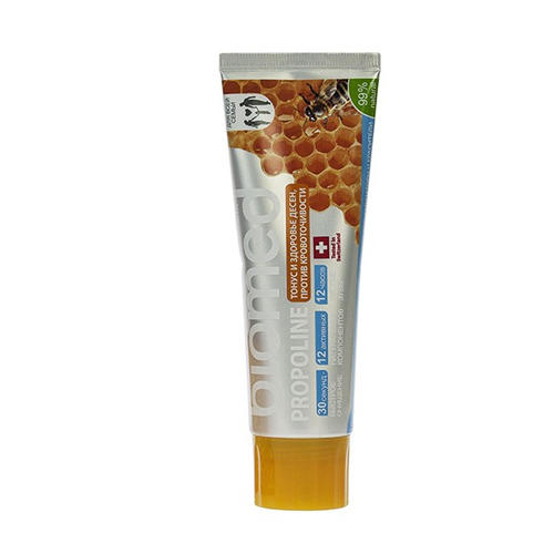 Прополис Зубная паста 100 мл (Biomed) (Splat)