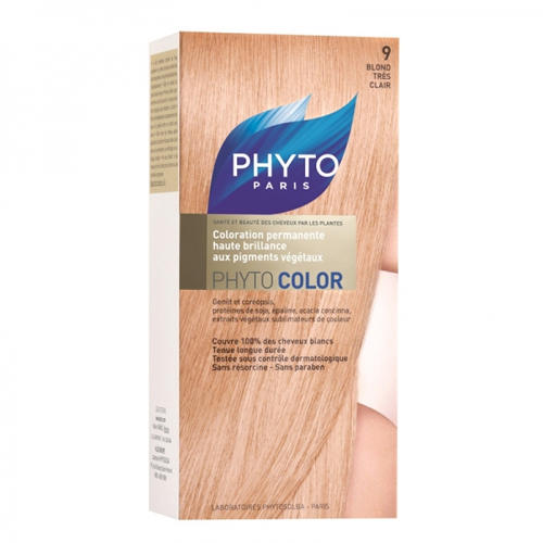 9 ФИТОКОЛОР Краска для волос Очень светлый блонд