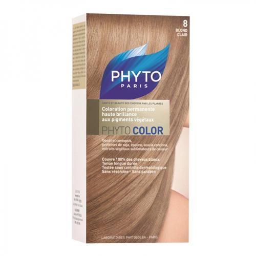Phytosolba Фитоколор  Краска для волос Светлый блонд 8 (Phyto Color)