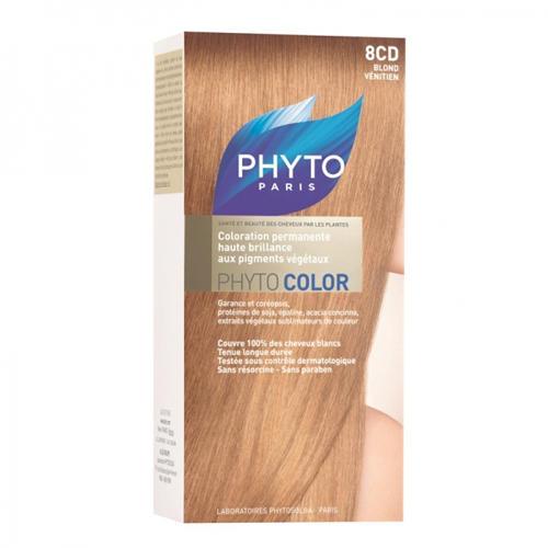 8CD ФИТОКОЛОР Краска для волос Рыжеватый блонд