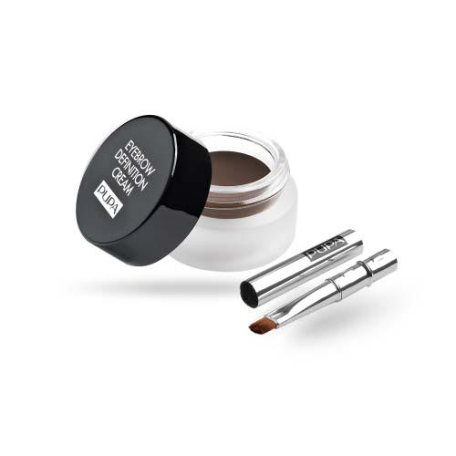 Крем для бровей Eyebrow Definition Cream, 2,7 мл (Pupa, Брови)