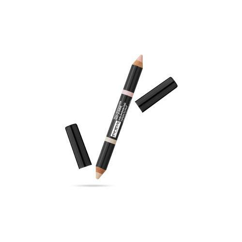 Хайлайтер для век Duo Highlighter MattShine (Pupa, Глаза) pupa i m matt lip fluid