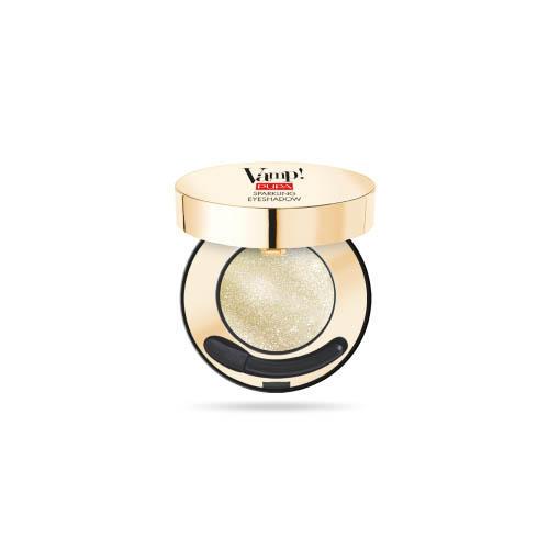 купить Шиммерные тени Vamp Sparkling Eyeshadow (Pupa, Глаза) по цене 854 рублей