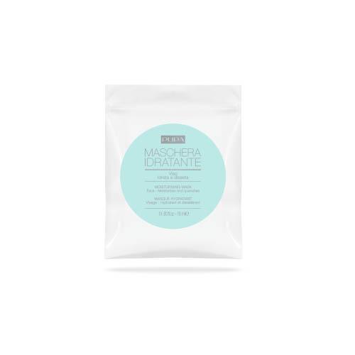 Увлажняющая тканевая маска для лица (Pupa, Лицо) frudia blueberry hydrating natural maintains moisture увлажняющая тканевая маска для лица с экстрактом черники 27 мл