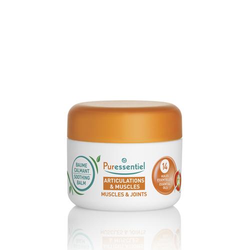 Puressentiel Бальзам Расслабляющий и успокаивающий 14 эфирных масел 30 мл (Puressentiel, Мышцы и суставы) puressentiel органическое массажное масло отдохнуть и расслабиться 100 мл puressentiel хорошее самочувствие
