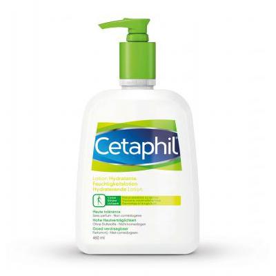 Cetaphil Увлажняющий лосьон 460 мл (Cetaphil, Базовый уход) cetaphil лосьон купить
