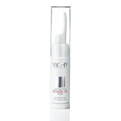 Крем для комплексной коррекции морщин вокруг глаз ЛифтАктив Ретинол Эйч Эй (Vichy, Liftactiv Retinol HA) крема для глаз виши