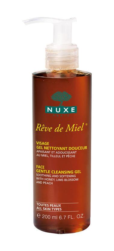 Рэв Де Мьель Очищающий гель для лица для снятия макияжа 200 мл (Nuxe, Reve De Miel)
