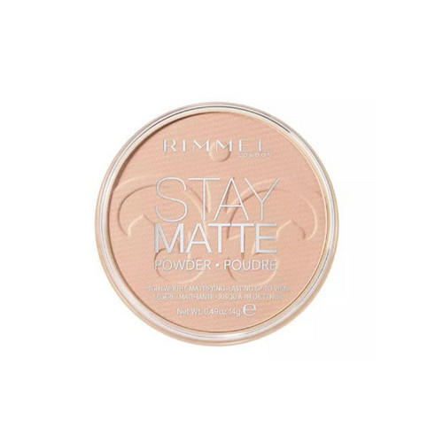 Rimmel Cпресованная Пудра Stay Matte Re-pack 14 г (Rimmel, Для лица)