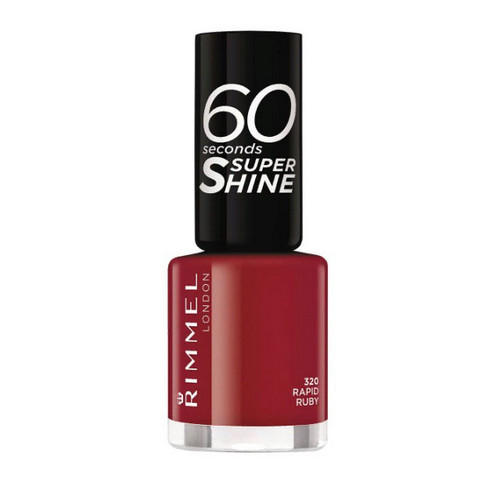 Лак Для Ногтей 60 Seconds Relanch 8 мл (Rimmel, Для ногтей)