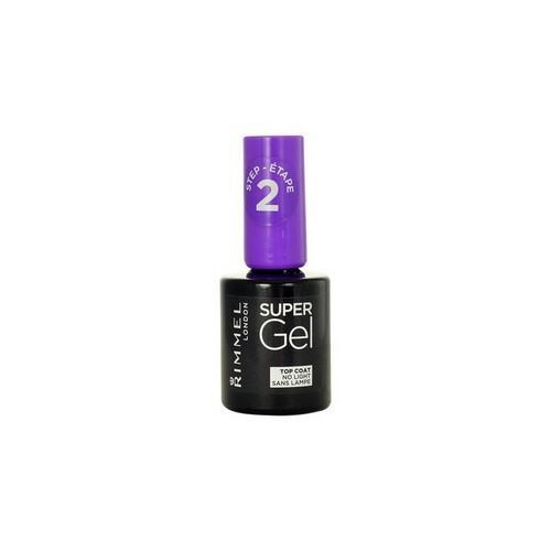 Верхнее покрытиегель для ногтей Super Gel Top coat 12 мл (Rimmel, Для ногтей) топ для гелевого лака rimmel super gel top coat 12 мл