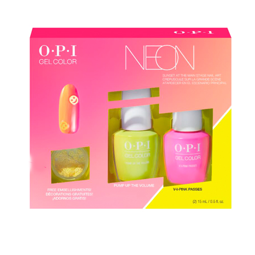 O.P.I Эксклюзивный набор для Nail Art: 2 лимитированных оттенка гель лака с декором и советами (O.P.I, ) the yale literary magazine volume 60 nbsp issue 9