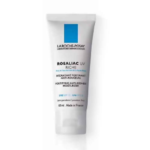 Розалиак UV Риш Увлажняющий крем для сухой кожи, склонной к покраснениям 40мл (Rosaliac)
