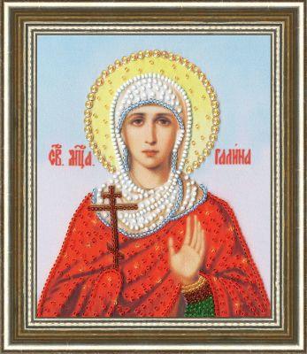 РТ143 Икона Святой Мученицы Галины (Золотое Руно, Золотое Руно)