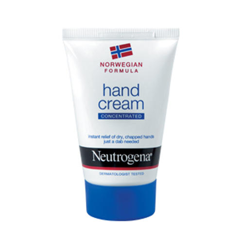 Нитроджина Крем для рук с запахом 50мл (Neutrogena, Норвежская формула) нитроджина помада для губ spf20 4 8 гр neutrogena норвежская формула