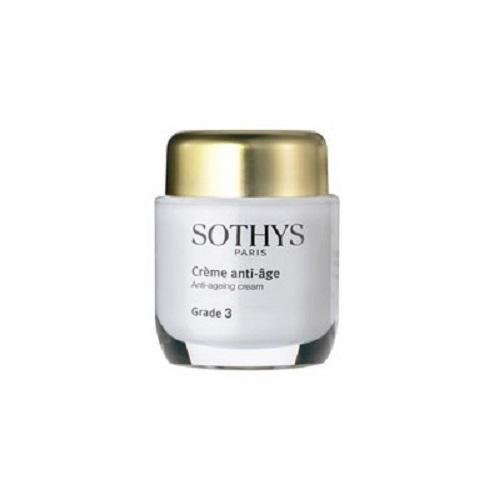 Активный аnti-age крем GRADE 3, для нормальной кожи 50 мл (Корректирующий уход) (Sothys)