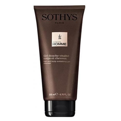 Ревитализирующий гель-шампунь для волос и тела 200 мл (Homme) от Pharmacosmetica
