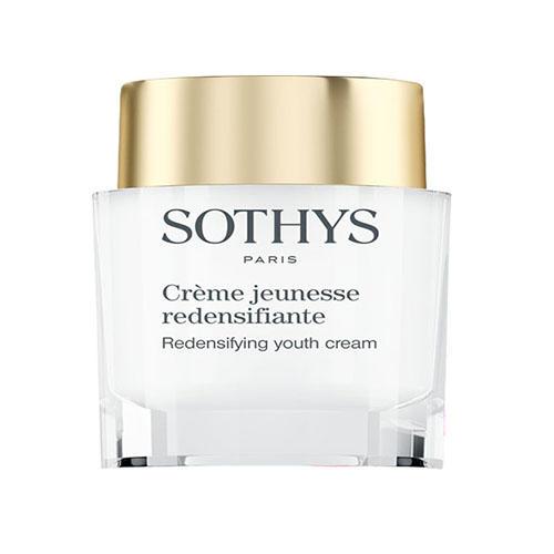 Sothys Уплотняющий ремоделирующий крем для возрождения жизненных сил кожи, Redensifying Youth Cream 50 мл (Sothys, Anti-Age Sothys) фото