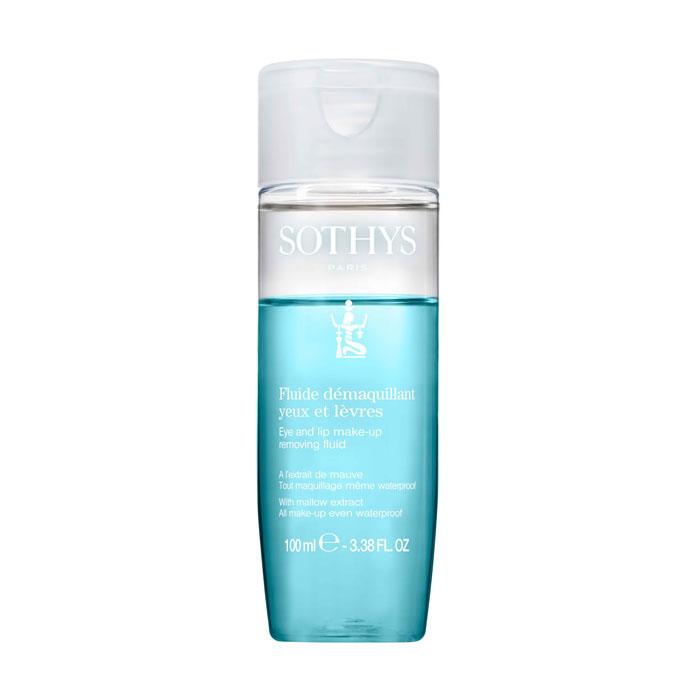 Купить Sothys Средство для снятия макияжа с глаз и губ, 100 мл (Sothys, Препараты для глубокого очищения), Франция