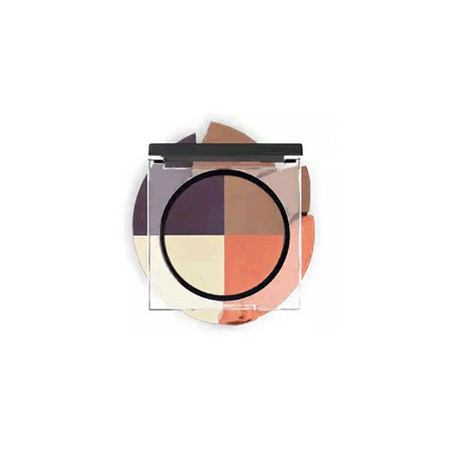 цена Палитра теней для глаз 4 цвета (Sothys, Make up) онлайн в 2017 году